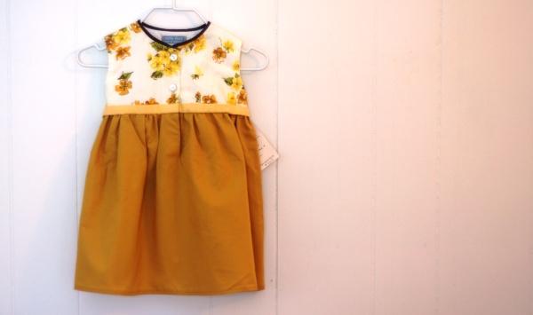 eco-friendly baby dress