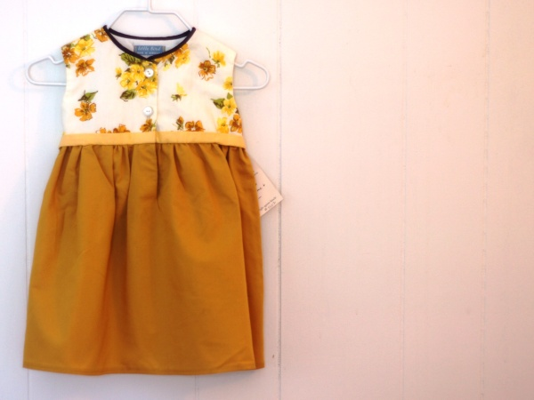 eco-friendly baby dress