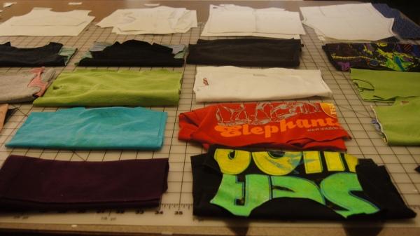 cut tees for aletheia Junkyard - eco-baby streetwear