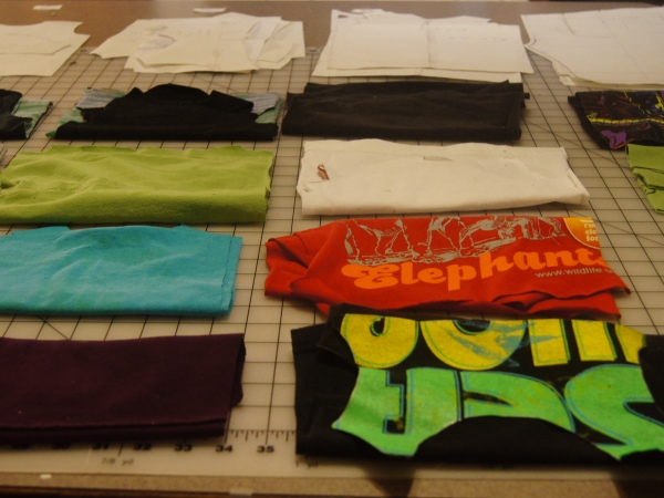 cut tees for aletheia Junkyard - eco-baby streetwear