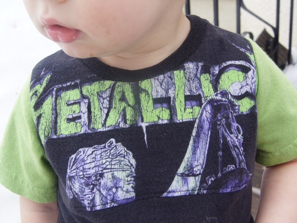 upcycled streetwear for baby and toddler