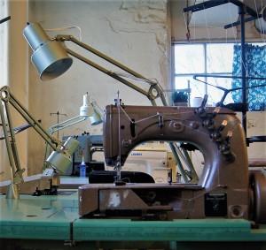 Sewing machine lineup